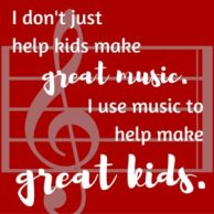 Great Music Great Kids Red 300x300
